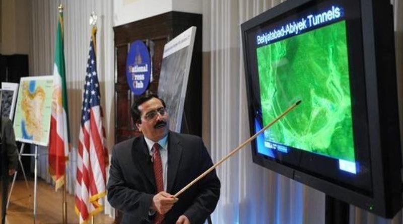 Information on an Iranian regime strategic secret nuclear enrichment site at Behjatabad-Abyek