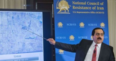 """It's wrong to let Iran regime """"self-inspect"""" – dissident"""